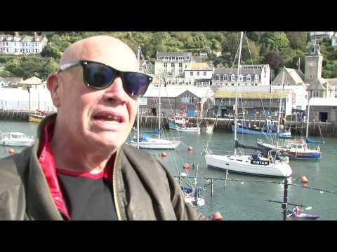 Buster Bloodvessel talks to Looe Music Festival 2015