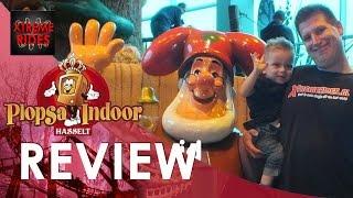 Review/Vlog Plopsa Indoor Hasselt België