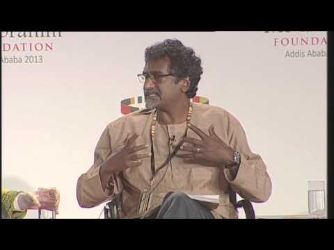 2013 Ibrahim Forum  Human Rights & Participation Panel   Jay Naidoo