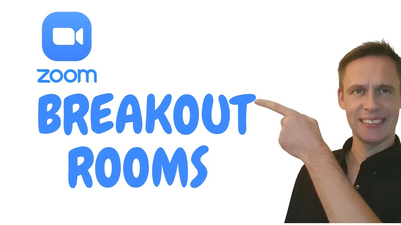 Breakout rooms in Zoom