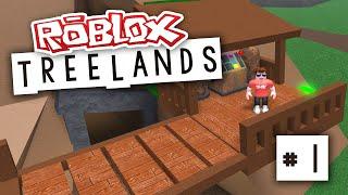 Treelands #1 - NEW TREE HOUSE (Roblox Treelands)