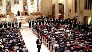 Portland Symphonic Choir-Rachmaninoff-Rejoice O Virgin (fm All Night Vigil-&quotVespers&qu ...