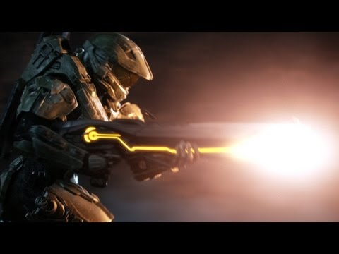 """Halo 4 - """"Scanned"""" Launch Trailer - 0 - Halo 4 – """"Scanned"""" Launch Trailer"""