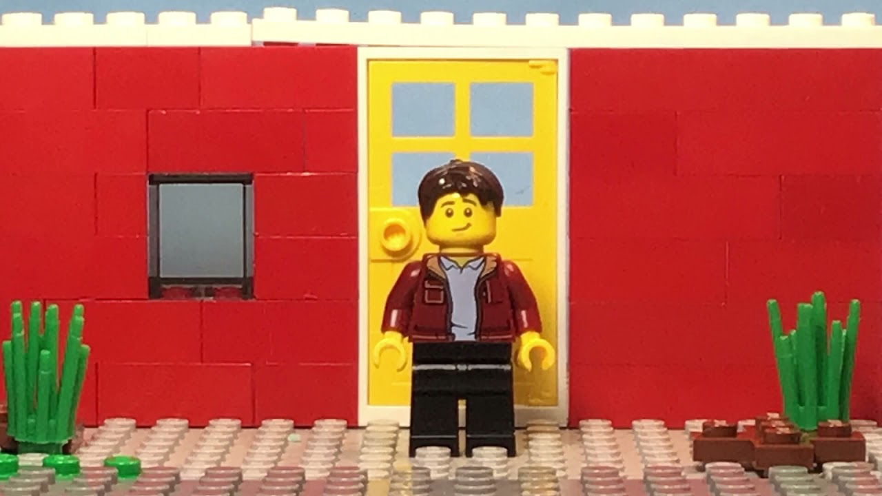Download A new yard   Lego Stop Motion