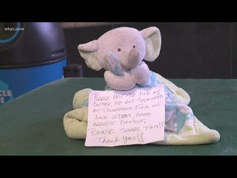 Keith and Tony - Case Closed! Indians Find Owner Of Stuffed Elephant
