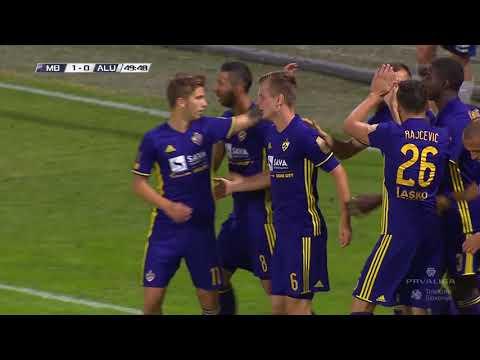 1. krog: Maribor - Aluminij 1:0 ; Prva liga Telekom Slovenije 2017/18