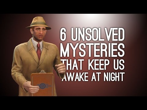 6 Unsolved Videogame Mysteries That Keep Us Awake at Night