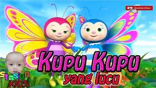Download Kupu Kupu Yang Lucu Lagu Anak Populer (Lirik)