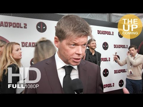 Comic creator Rob Liefeld interview at Deadpool 2 premiere in New York