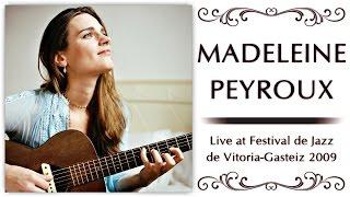 Madeleine Peyroux Festival de Jazz de Vitoria Gasteiz 2009