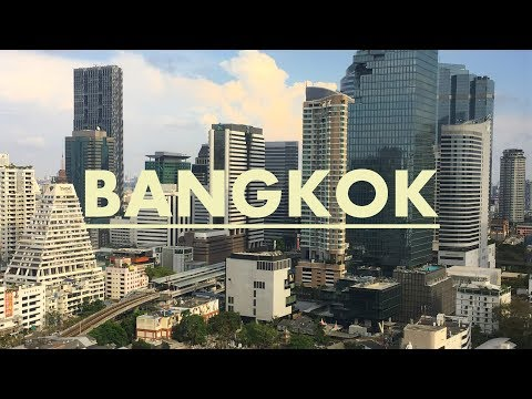 Vibrant BANGKOK / Thailand - Attractions & Sky Bars