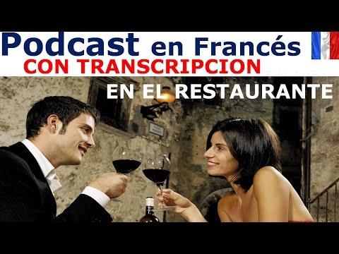 Dialogos en frances : En el restaurante
