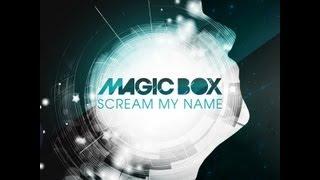 magic box scream my name official lyric video