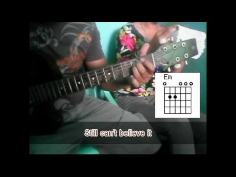 Selena Gomez - Same Old Love cover with Chords & Lyricz - YouTube