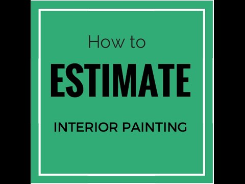 watch how to estimate interior painting download full free vidsap. Black Bedroom Furniture Sets. Home Design Ideas