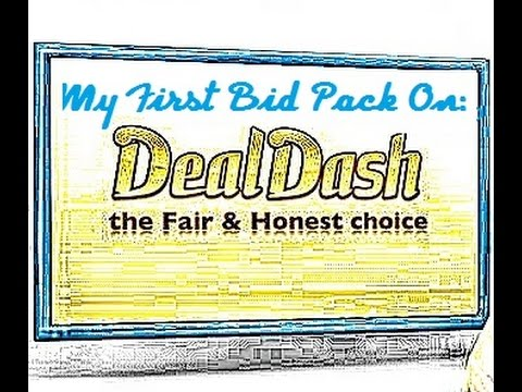 dealdash reviews how i started on dealdash com youtube