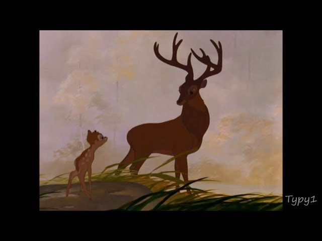 Bambi Meets His Father (Old Finnish Dub)