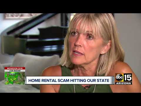 Valley woman warns of online home rental scam