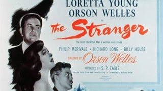 The Stranger (El extraño) - 1946 - Orson Welles - Película HD sub en español