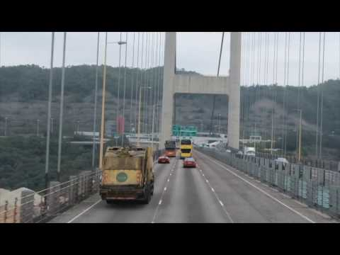 A21 Bus into Hong Kong Cheapest Budget Travel to Nathan Road