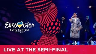 Monatik - Spinning - LIVE - Opening Act - Eurovision Song Contest 2017 first semi-final