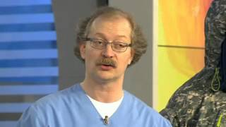 Программа «Жить здорово!» (Первый канал) о способах защиты от клещевого энцефалита. 04.06.2015