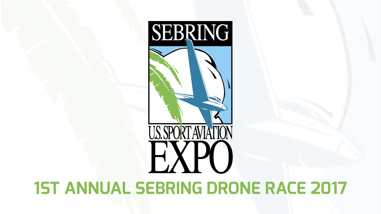 2017 Sebring Drone Race Finals and Awards