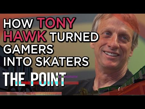 How Tony Hawk Turned Gamers into Skaters - The Point