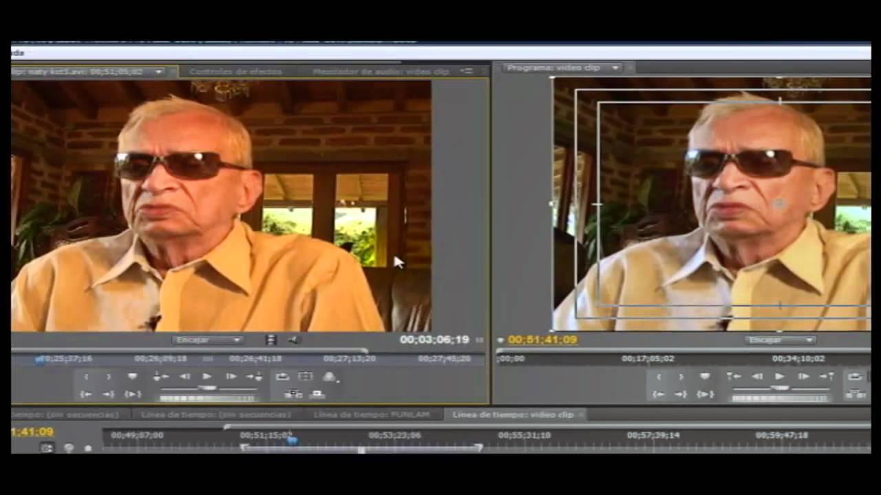 Tutorial Adobe Premiere CS4 / Corrección de balance de blancos y ...