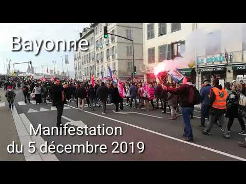 Manifestation contre la