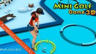 Mini Golf Game 3D Android Gameplay [Game For Kids]