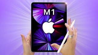 iPad Pro M1 - Top Features, Tips & Tricks!!!