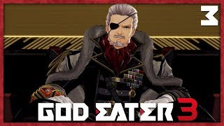 God Eater 3 (PS4) • 03 • The Governor-General