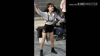 200214 [러블리즈/종소리] [Lovelyz/Twinkle] 댄스팀아르망디-해정 아르망디 Armand @…