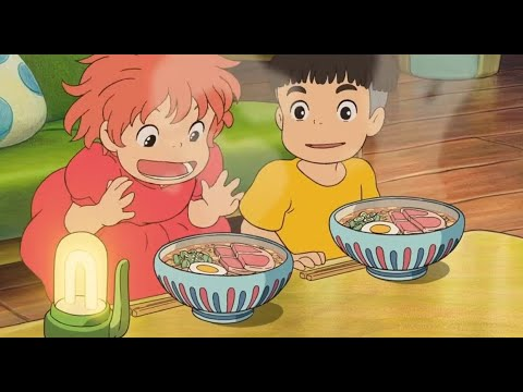 Ponyo Is PURE JOY!