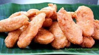 СУПЕР ХРУСТЯЩИЕ жареные БАНАНЫ в кляре по-тайски ВСЕ СЕКРЕТЫ приготовления Thai Fried Bananas RECIPE