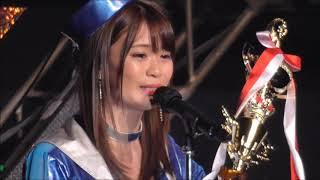 【日本レースクイーン大賞授賞式】グランプリ阿久津真央さん 2018/01/13.