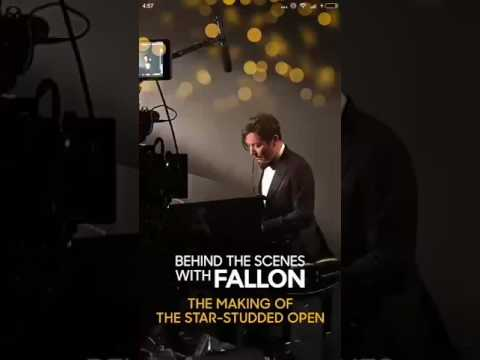 Thumbnail: Behind The Scenes Making of Jimmy's Golden Globes Cold Open
