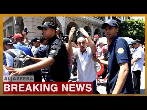 Tunisia: Twin Suicide Attacks Target Police