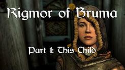 Skyrim Special Edition: Rigmor of Bruma mod - YouTube