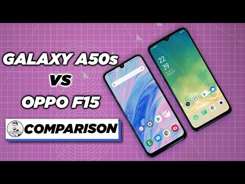 OPPO F15 vs Samsung A50s Comparison - What's the Better Option?