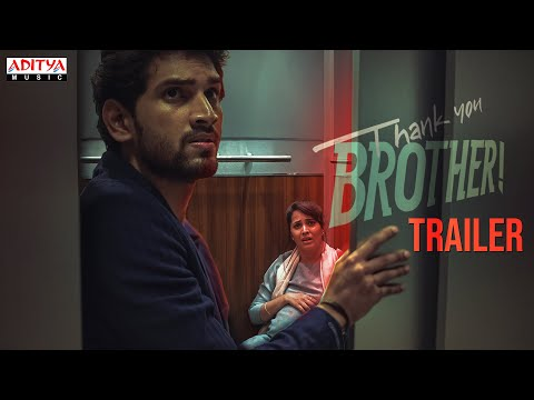 #ThankYouBrother Official Trailer | Anasuya Bharadwaj | Viraj Aswin | Ramesh Raparthi