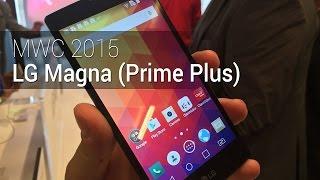 MWC 2015: LG Magna (Prime Plus) | Tudocelular.com