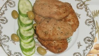 Аппетитные рыбные котлеты. Кухня народов мира: простые кулинарные рецепты