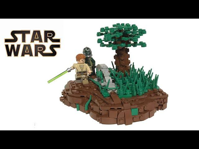 Lego Star Wars Moc/Attack on Kashyyyk