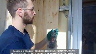 видео Монтаж МДФ панелей на потолок с помощью кляймеров