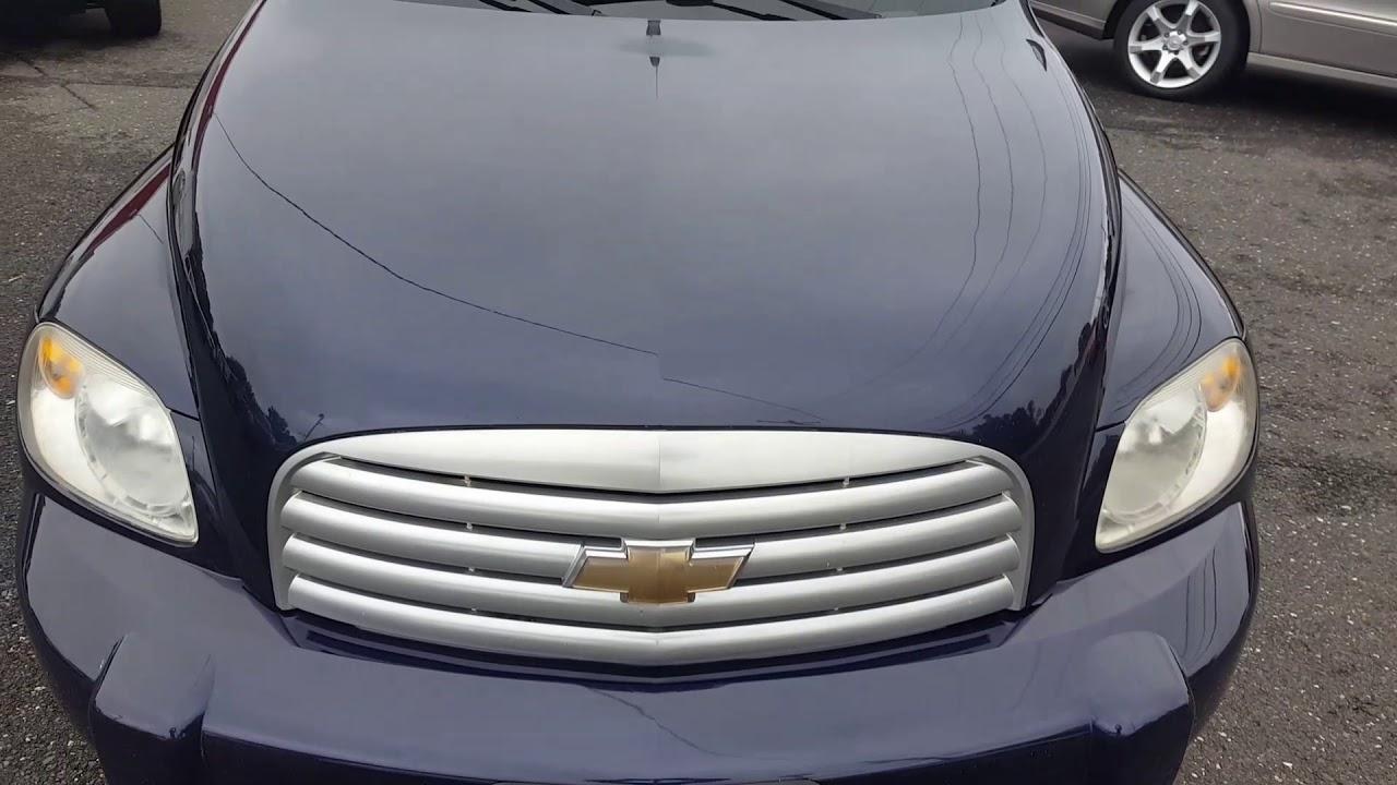2009 Chevrolet Hhr Panel Van Youtube