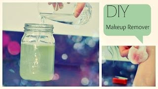 DIY Makeup Remover (Easy and Cheap Tutorial)