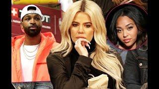 Khloé Kardashian habló de la traición de Jordyn Woods y de su infidelidad!