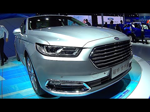 2016 2017 Sedan Ford Taurus Anium Video Interior Exterior You